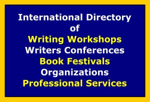 International Directory of Writing Workshops