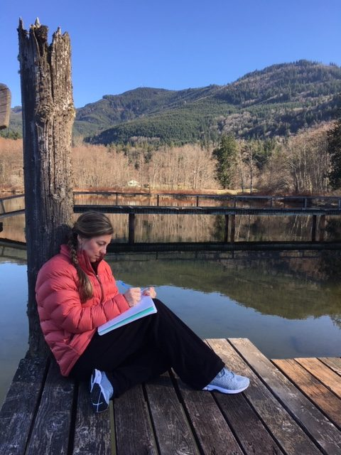 Cheryl Daly Writing Retreat Review 2020
