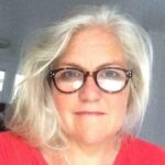 Closeup Portrait of Tammy Coia