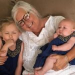 Tammy Coia and Grand Kids
