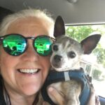 Picture of Tammy and Chihuahua