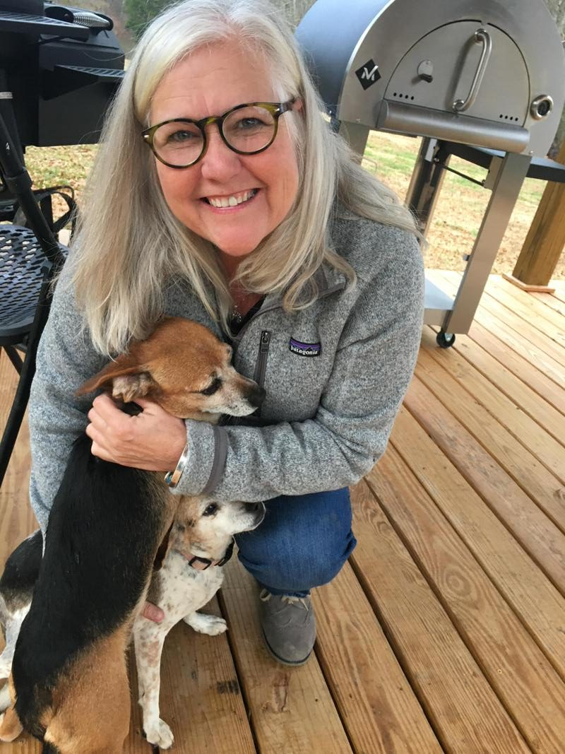Tammy Coia and Pups