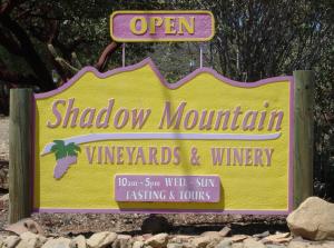 Shadow Mountain Winery