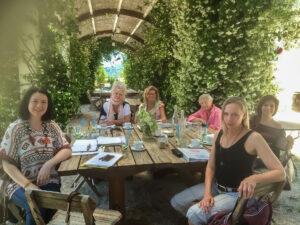Corfu Writing Retreat